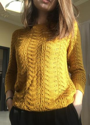 Вязаный свитер new look