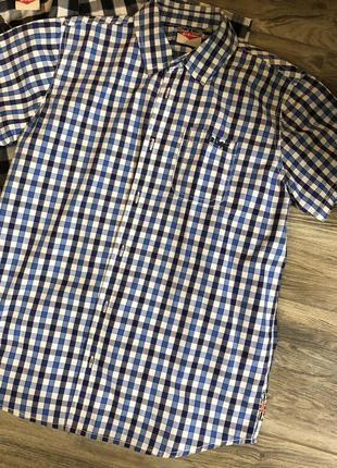 Шикарная рубашечка на подростка 158-164