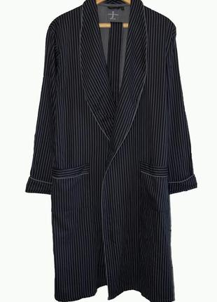 Элитный натуральный мужской халат