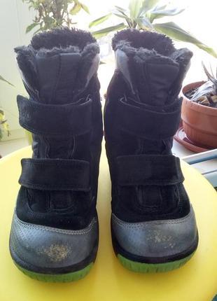 Ботинки сапоги екко ecco biom eur 27