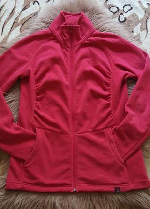 Кофта the north face,флиска tnf,флисовая кофта,теплая кофта,розовая кофта,свитер розовый