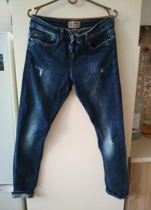 Прямые джинси