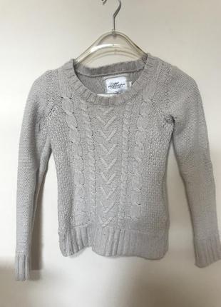 Супер свитер h&m
