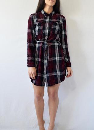 Платье-рубашка f&f