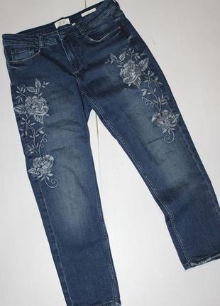 Модные джинсы размер 10-12