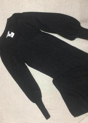 Платье люрексовое мама для беременных