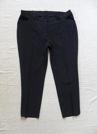 Боталы классические черные штаны брюки со стрелками yessica, 22-24 размерa .