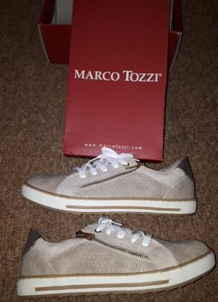 Макасины marco tozzi 39
