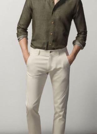 Мужские брюки джинсы от massimo dutti, 30 р-р