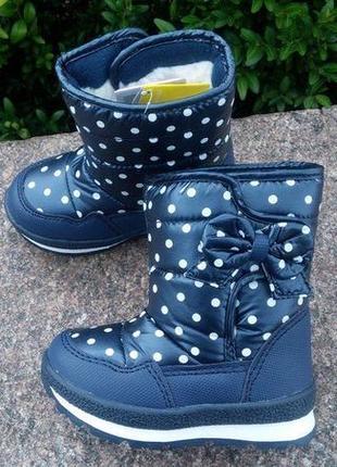 Зимння обувь дутики5