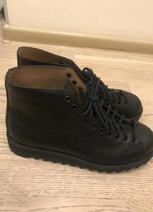 Кожаные ботинки fracap р41