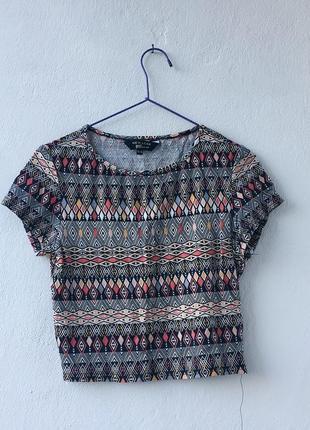 Топ.  футболка