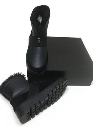 Брендовые зимние ботинки australia luxe collective оригинал из сша