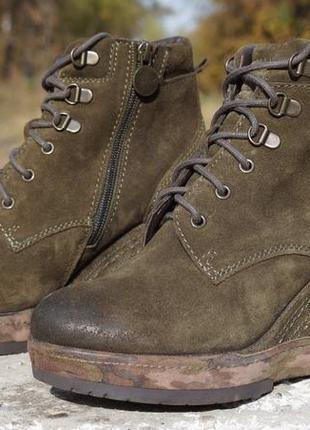 Жіночі черевики, ботінки geox armonia