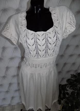 Роскошное платье , 6 % шерсти в составе1