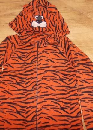 ... см1  Пижама комбинезон слип кигуруми тигр на 11-12 лет рост 146-152 см2  ... 5229338eced73