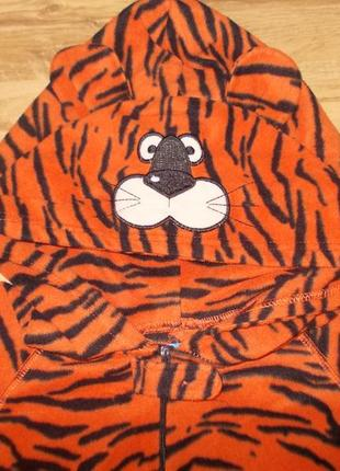 ... Пижама комбинезон слип кигуруми тигр на 11-12 лет рост 146-152 см3 ... 01ed48f31ff86