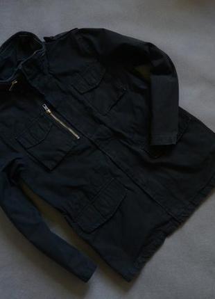 Легкая подростковая куртка ветровка h&m