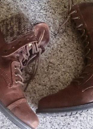 Сапоги ботинки madden girl от steve madden