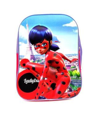 Детский школьный рюкзак леди баг (42х31х15 см)