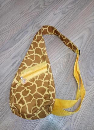 Забавная сумка рюкзак