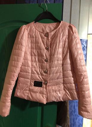 Очень красивая куртка phillip plein
