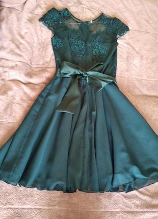 Плаття з дорогого кружева2 фото