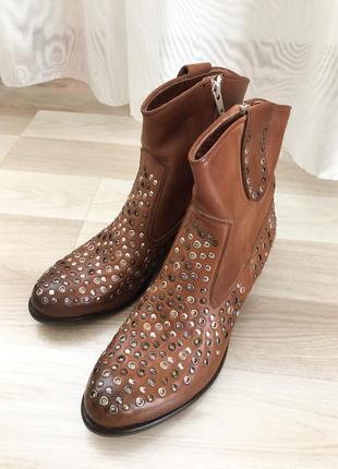 Эффектные осенние ботиночки
