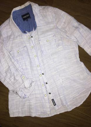 Легкая котоновая рубашка cherokee