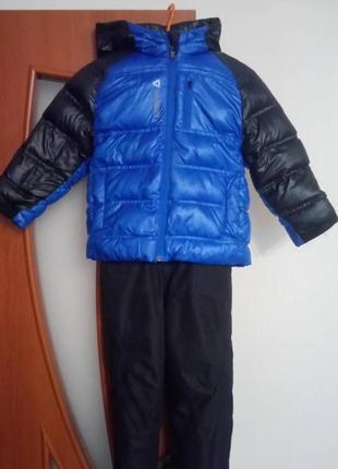 Зимний комплект reebok 116р