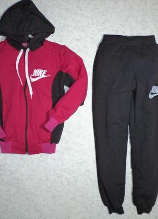 Спортивный костюм nike, турция - 140, 146, 152, 158 размеры