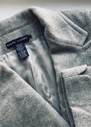 Пальто ralph lauren оригинал