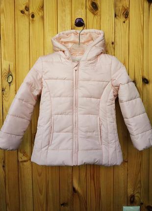 Удлиненная куртка esprit на 4-9лет. оригинал