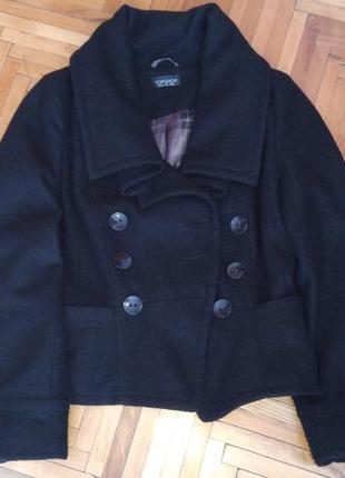 Модний тепленький піджак
