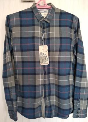 Мужская рубашка размер л