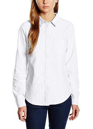 Рубашка белая selected femme