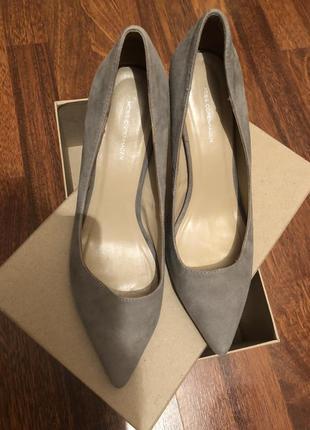 💫 обалденные туфельки на невысоком каблуке 💫