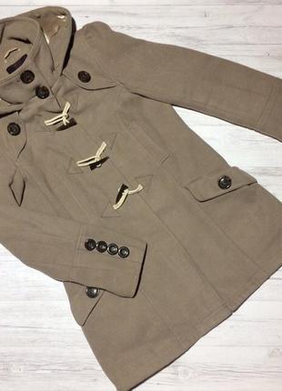Пальто дафл new look