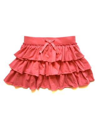 Классная юбка на девочку 5 лет