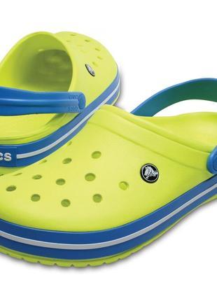 Сабо crocs crocband, 38-43 евро