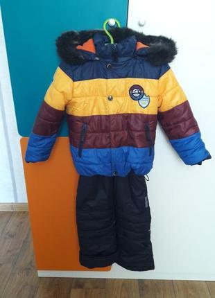 Зимний костюм evolution
