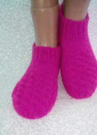 Носки - тапки.