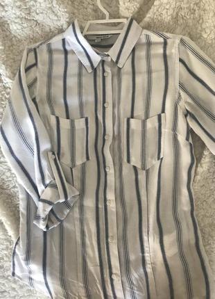 Стильная рубашка 100% вискоза