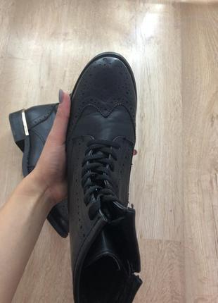 Осенние ботинки, ботинки, сапоги, обувь