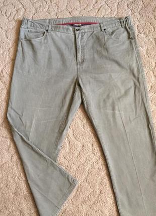 Супер джинсы жен owk раз 6xl-7xl