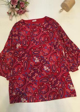 Платье 16-18 см. замер
