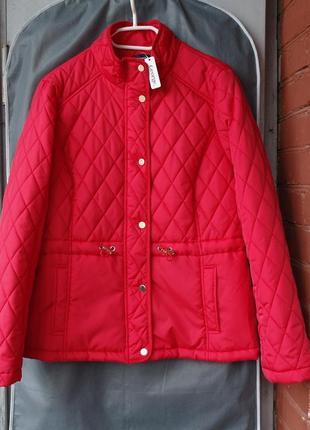 Куртка приталенная, демисезон