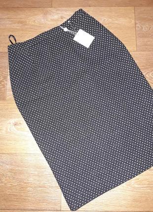 Шикарная юбка юбка- карандаш, р.м (uk.10), пот-36(38), поб-49, ди-66