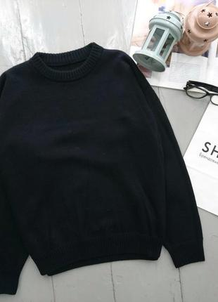 Актуальный свитер джемпер с шерстью 50% №78