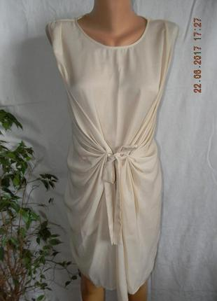 Распродажа!!!оригинальное летнее легкое платье h&m
